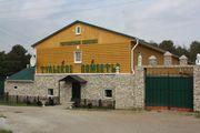 Гостиничный комплекс с рестораном на берегу Оки (100 км от МКАД)
