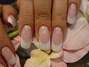 Наращивание ногтей покрытие ши- лаком