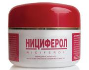 Нициферол- крем предназначенный для ног