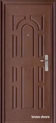 Двери стальные входные