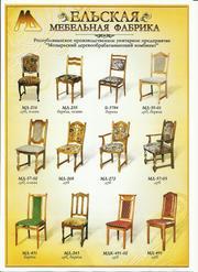 Мебель из Белоруссии столы и стулья из массива