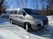 Минивэн-микроавтобус на свадьбу!