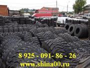 Предлагаем шины для спецтехники пневматические,  цельнолитые от официал
