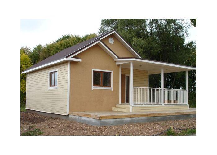 Строительство домов. Каркасные дачные домики - Тула - Строительные