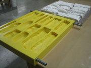 Жидкие полимеры(полиуретан,  силикон) для форм