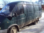 Газель 2705 цельнометалический фургон.2000г.