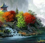 Художественная роспись стен,  настенная живопись,  аэрография.