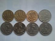 Продам монеты. Не дорого.