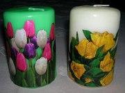 Декупаж свечей» в Центре «Союз»
