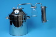 Самогонный  аппарат ( дистиллятор )