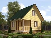 Строительство домов и бань из бруса и по каркасной технологии.