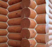 Герметизация деревянного сруба