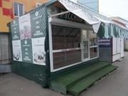 Продам торговый павильон 36кв.м. в центре г.Тулы