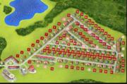 Участки на трассе у реки  для строительства коттеджного поселка трасса Дон М-4 с собственными съездами