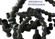 Трубки (системы) подачи СОЖ сегментно-шарнирного типа