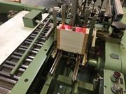Машина для упаковки изделий в картоную упаковку марки CAM